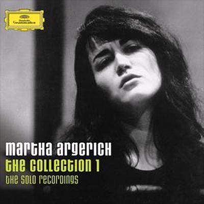 マルタ・アルゲリッチ/ザ・コレクション 1 ソロ・ピアノ録音集(8CD)