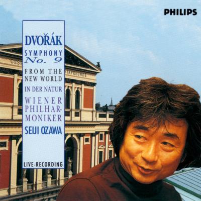 Symphony No.9, In Nature's Realm : Ozawa / Vienna Philharmonic (SHM-CD)