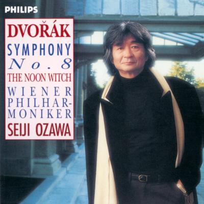 交響曲第8番、真昼の魔女 小澤征爾&ウィーン・フィル(SHM−CD)