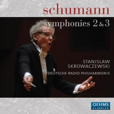 交響曲第2番、第3番『ライン』 スクロヴァチェフスキ&ザールブリュッケン・カイザースラウテルン・ドイツ放送フィル