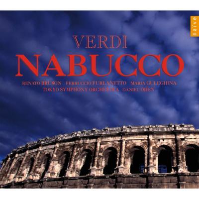 『ナブッコ』全曲 オーレン&東京交響楽団、ブルゾン、グレギーナ(1998 ステレオ)(2CD)