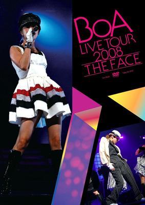 BoA Live Tour 2008 -THE FACE-