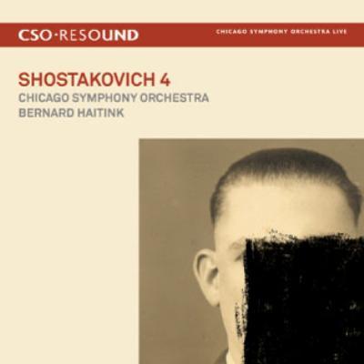 交響曲第4番 ハイティンク&シカゴ交響楽団(+DVD)