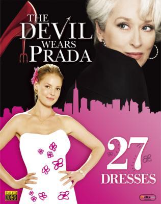 幸せになるための27のドレス x プラダを着た悪魔 ラブコメパック ブルーレイディスク
