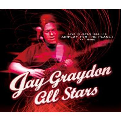Jay Graydon All Stars Live In Japan 1994.1.19 Airpl