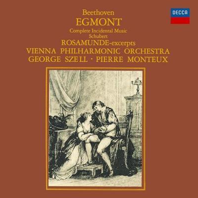 劇音楽『エグモント』、他 セル&ウィーン・フィル、他(SHM−CD)