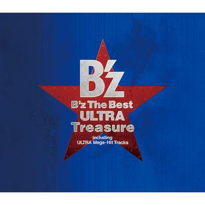 B'Z THE BEST: ULTRA TREASURE【DVDつき】