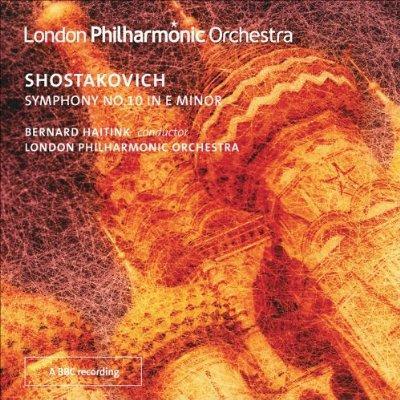 交響曲第10番 ハイティンク&ロンドン・フィル(1986年ライヴ)