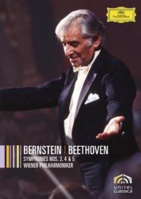 Symphonies Nos.3, 4, 5 : Bernstein / Vienna Philharmonic