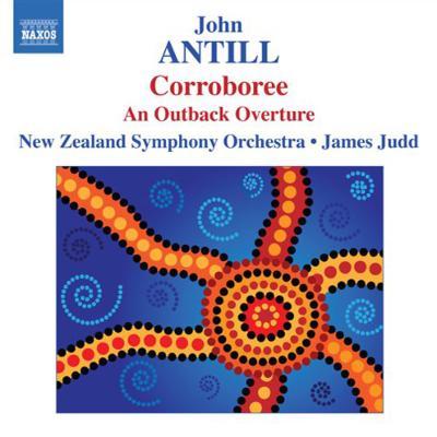 『コロボリー』組曲、『アウトバック』序曲 ジャッド&ニュージーランド交響楽団
