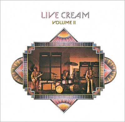 Live Cream: Vol.2