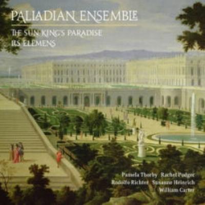 『ヴェルサイユ・コレクション』 パラディアン・アンサンブル(2CD)