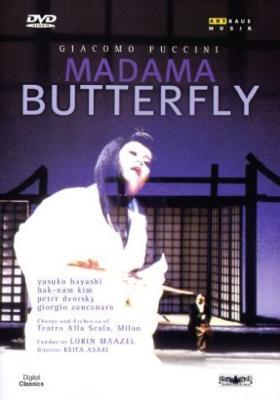 『蝶々夫人』全曲 浅利慶太演出、マゼール&スカラ座、林康子、ドヴォルスキー、他(1986 ステレオ)