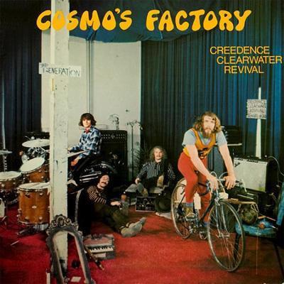 Cosmo's Factory -40th Anniversary Edition