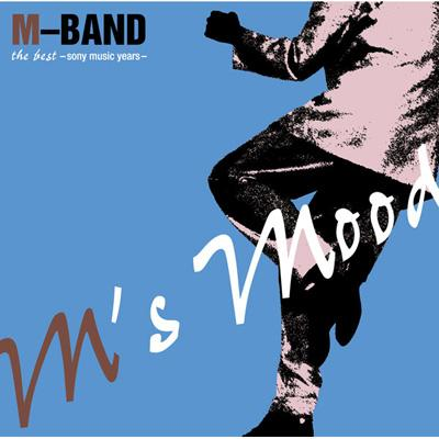 m's mood the best -sony music years-