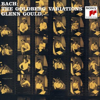 ゴルトベルク変奏曲 グールド(1955年)