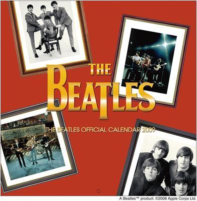 The Beatles Official Calendar 2009