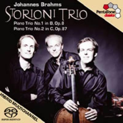 Piano Trio.1, 2: Storioni Trio