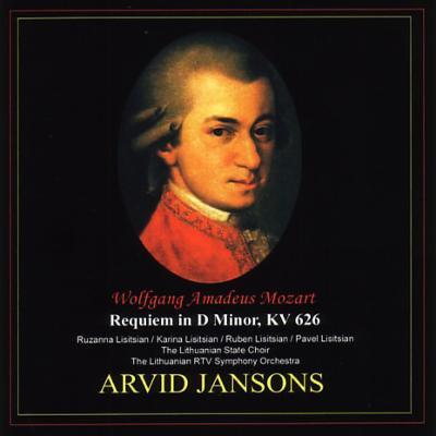 Requiem : Arvid Jansons / Lithuanian Radio Symphony Orchestra