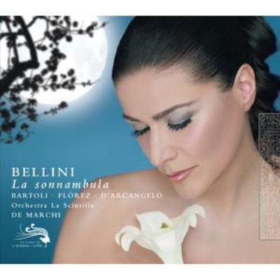 『夢遊病の女』全曲 デ・マルキ&スキンティッラ管、バルトリ、フローレス、他(2007 ステレオ)(2CD)