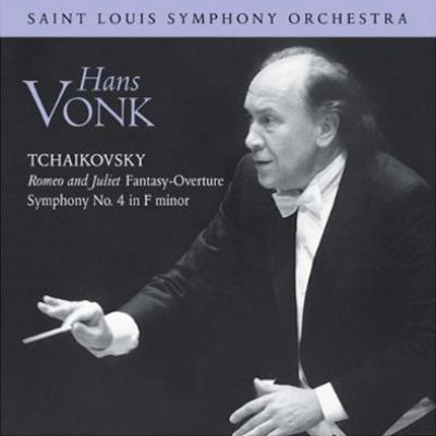交響曲第4番、ロメオとジュリエット フォンク&セントルイス交響楽団