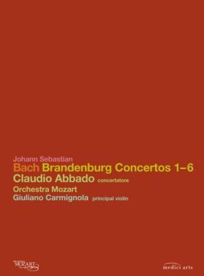 ブランデンブルク協奏曲全曲 アバド&モーツァルト管弦楽団