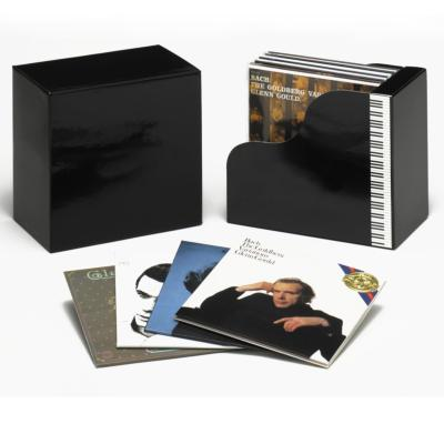 Complete Bach Collection: Glenn Gould (33CD+1DVD)