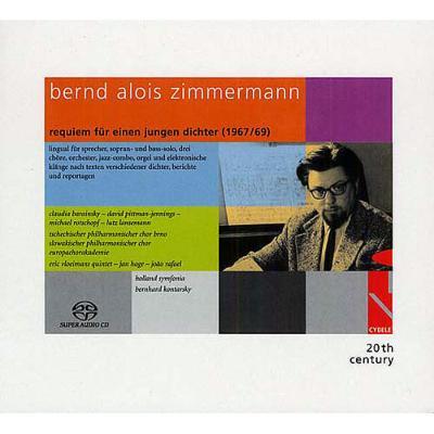 若い詩人のためのレクィエム B.コンタルスキー&オランダ・シンフォニア、ピットマン=ジェニングス、他