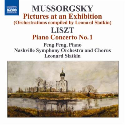 展覧会の絵(15名の編曲者による管弦楽版)、他 スラトキン&ナッシュヴィル響