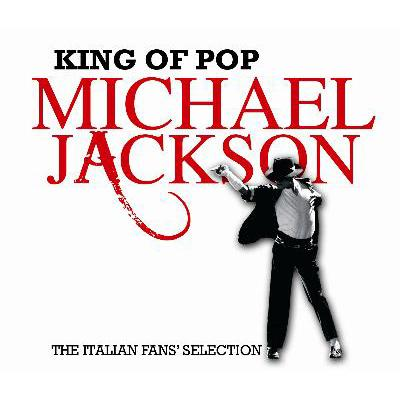 King Of Pop -The Italian Fans'selection