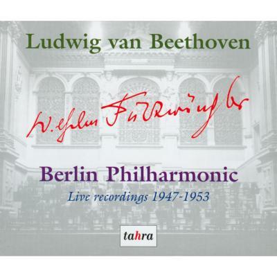 交響曲第3番、第5番、第6番、第7番、第8番 フルトヴェングラー&ベルリン・フィル(1947−53)(3CD)