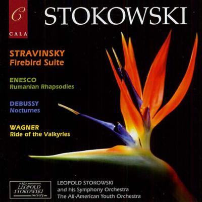 ストラヴィンスキー:組曲『火の鳥』、ドビュッシー:夜想曲、他 ストコフスキー&ヒズ・シンフォニー・オーケストラ、他