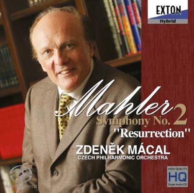 交響曲第2番『復活』 マーツァル&チェコ・フィル(2SACD)
