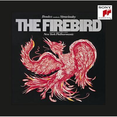 ストラヴィンスキー:『火の鳥』、バルトーク:『中国の不思議な役人』 ブーレーズ&ニューヨーク・フィル(Blu-spec CD)