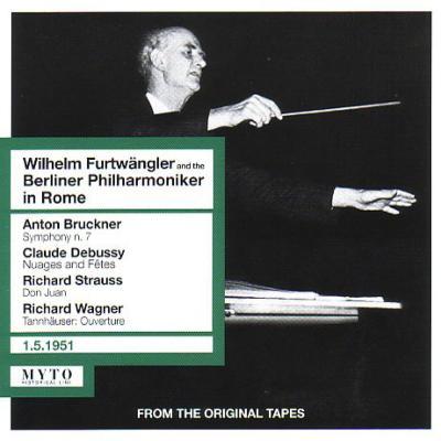 ライヴ・イン・ローマ1951 フルトヴェングラー&ベルリン・フィル(2CD)