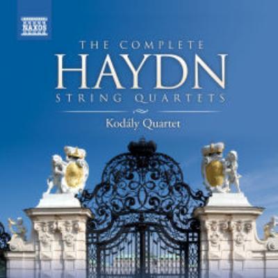 弦楽四重奏曲全集 コダーイ四重奏団(25CD) : ハイドン(1732-1809 ...