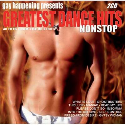 Gay Happening Presents Greatest Dance Hits Nonstop