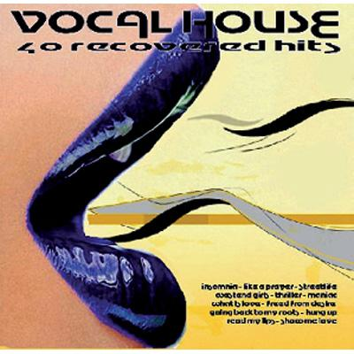 Vocal House: 40 Recoverd Hits