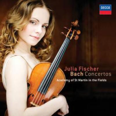 ヴァイオリン協奏曲集 ユリア・フィッシャー、アカデミー室内管弦楽団