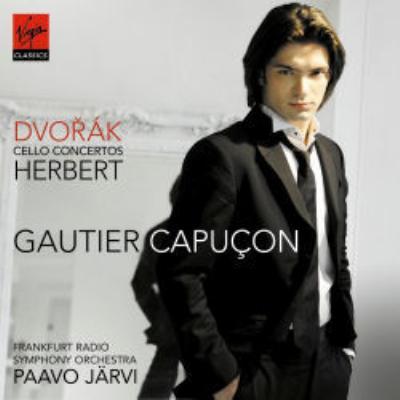 ドヴォルザーク:チェロ協奏曲、ハーバート:チェロ協奏曲第2番 G.カプソン、P.ヤルヴィ&フランクフルト放送響