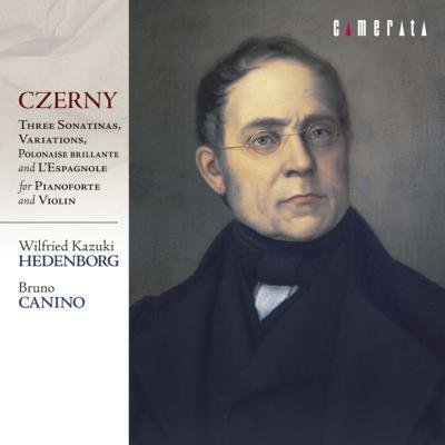 ヴァイオリンとピアノのためのソナチネ、変奏曲、華麗なるポロネーズ、他 和樹・ヘーデンボルク、カニーノ(2CD)