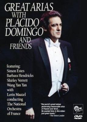 Great Arias With Placido Domingo And Friends: V / A