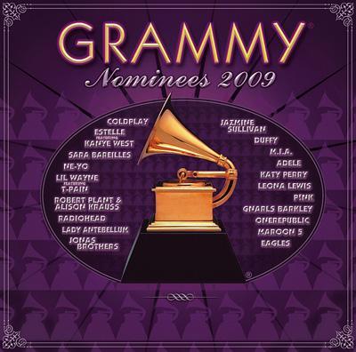 Grammy Nominees: 2009