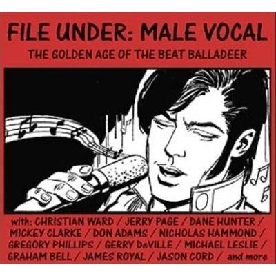 File Under: Male Vocal -The Golden Age Of The Beat Balladeer