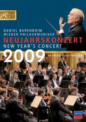 ニューイヤー・コンサート2009 バレンボイム&ウィーン・フィル