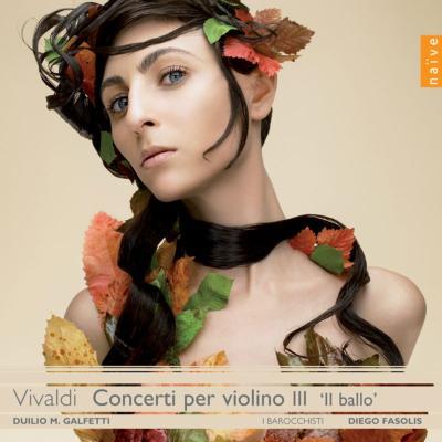 ヴァイオリン協奏曲集第3集 ガルフェッティ、ファソリス&イ・バロッキスティ
