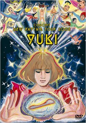 YUKI concert New Rhythm Tour 2008
