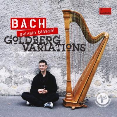 ゴルトベルク変奏曲、14のカノン ブラッセル、ピエール(ハープ)