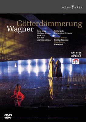 『神々の黄昏』全曲 オーディ演出、ヘンヒェン&オランダ・フィル、クルーゼ、アルトマイヤー、他(1999 ステレオ)(3DVD)