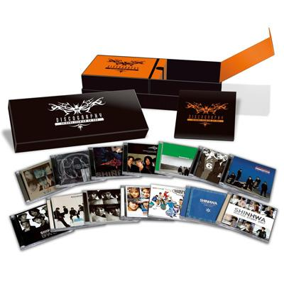 DISCOGRAPHY 〜SHINHWA PREMIUM CD BOX〜